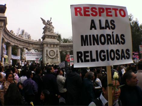Resultado de imagen para libertad religiosa