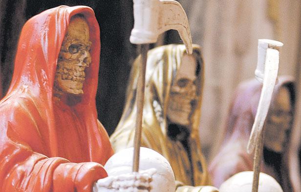 Santa Muerte | Bernardo Barranco Blog