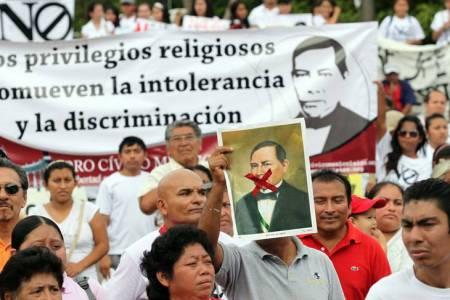 Reivindicación de la concepción juarista del Estado laico