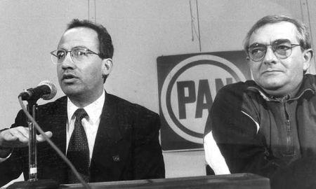 Felipe Calderón no fue discípulo de su padre ni de su mentor Carlos Castillo Peraza