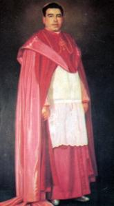 Arturo Vélez primer obispo de Toluca y miembro de llamado inexistente grupo Atlacomulco