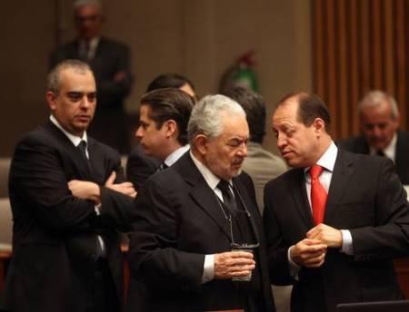 Sergio Garcia Ramírez, evidente conflicto de inetereses