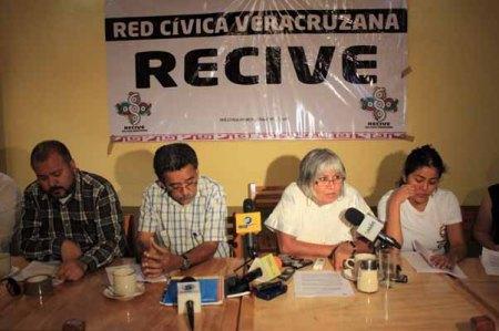 ciudadanos denuncian el atraco y secuestro del órgano electoral verecruzano