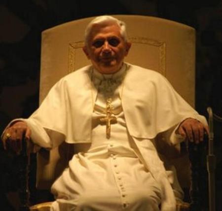 Benedicto XVI en la soledad de su pontificado