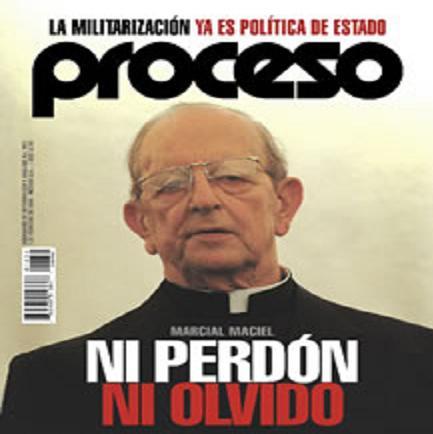 Famosa portada de la Revista Proceso sobre el depredador Marcial Maciel