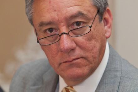 Bernardo Barranco, especialista en asuntos eclesiásticos.Foto: Miguel Dimayuga