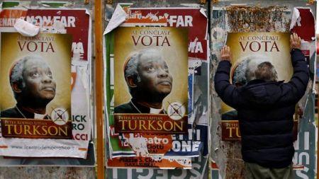 ¿Guerra sucia contra el cardenal ghanes Peter Turkson?