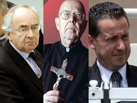 Gotti Tedeschi ex baquero del vaticano, el exorcista del Vaticano  Gabriele Armoth y Paolo Gabriele