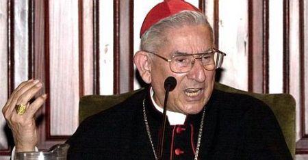 cardenal colombiano Darío Castrillón Hoyos