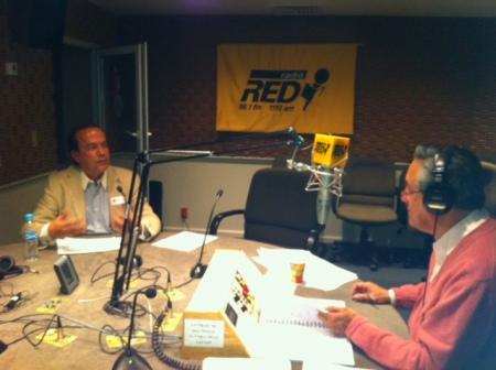 BB con Nacho sobre Discriminación 5 junio 2012