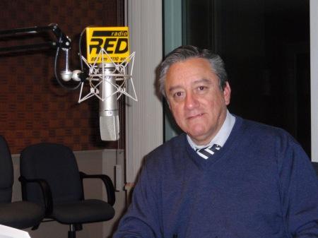 Bernardo Barranco conductor de Religiones del Mundo de Radio Red, agosto de 1995 a marzo de 2013