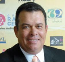 Carlos Aguirre Director General del Grupo Radio Centro