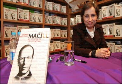 Marcial Maciel, la historia de un criminal, el libro demoledor de carmen Aristegui
