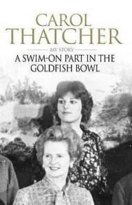 En este libro su hija describe a Thatcher con una fe sólida en el ámbito de la vida privada