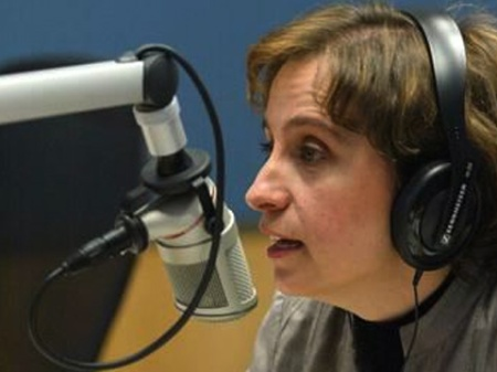 Aristegui señala que despido de Barranco es injustificable