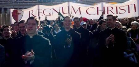 la sombra de los Legionarios de Cristo