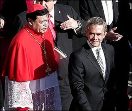 El poco aventurado viaje de Gabriel Mancera tan balconeado por la propia Iglesia