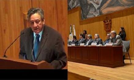 """Intervención de Bernardo Barranco en el Foro """"República Laica y la Reforma al artículo 24 Constitucional"""""""