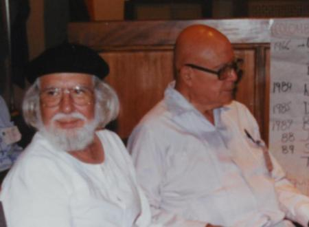 Ernesto cardenal (Nicaragua) y Sergio Méndez Arceo (México) dos representantes del progresismo católico de los años setenta