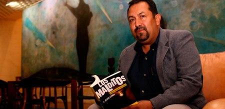 Jesús Lemus el valiente periodista, autor del libro