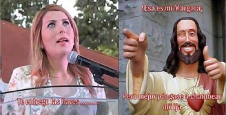 Alcaldesa de Monterrey, panista,  fue duramente cuestionada
