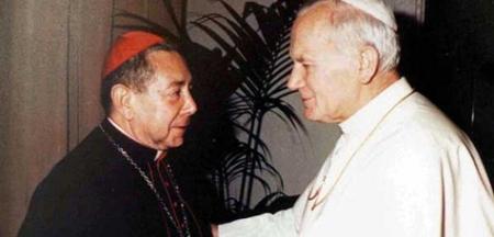 Juan Pablo II no escuchó los reckamos de Corripio frente al comportamiento del Nuncio Prigione en 1993