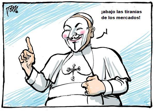 Papa anticapitalista