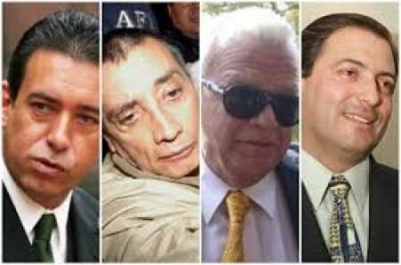 Ex-gobernadores mexicanos, una vergüenza nacional
