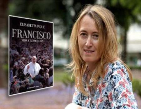 La periodista argentina Elisabetta Piqué muy cercana al Papa Francisco