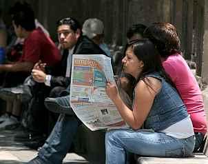 Desempleo principalmente entre los jóvenes