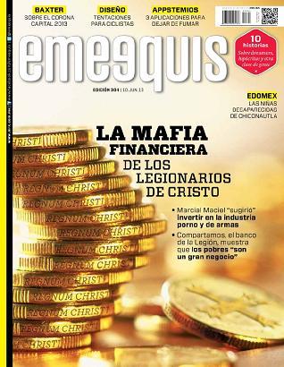 La revista emeequis en su edición del 10 de junio de 2013, publica testimonios de ex-legionarios quienes aseguran que sigue intacta la estructura financiera de la orden