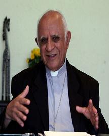 Miguel Ángel Patiño obispo de Apatzingán, del Estado Fallido a la Guerra justa