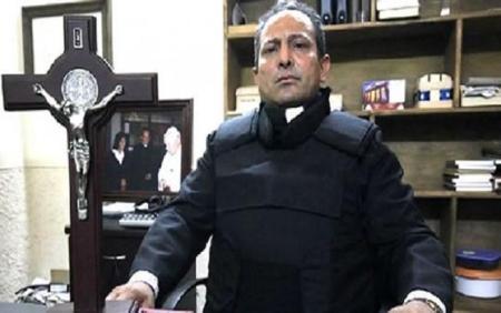 Padre Goyo, emblemático personaje eclesial comprometido con las autodefensas en Michoacán