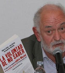 Reconocimiento a José Barba y Alberto Athié entre muchos otros por su tenacidad