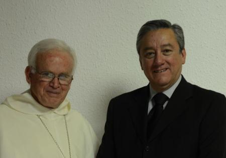 El Obispo Raúl Vera valiente y franco en conversación con Bernardo Barranco