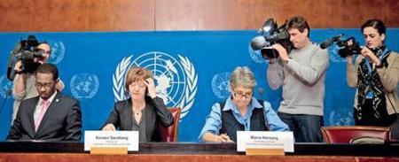 Severo diagnóstico de la ONU sobre compontamiento de la Iglesia católica ante la pederastia clerical