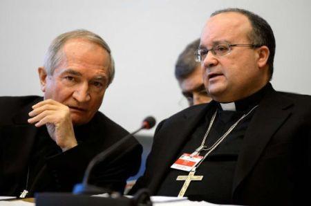 Silvano Tomasi nuncio ante Naciones Unidas en Ginebra
