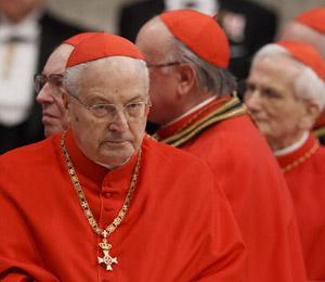 Cardenal Angelo Sodano, encubrión a Maciel cuando fue secretario de Estado durante el pontificado de Juan Pablo II