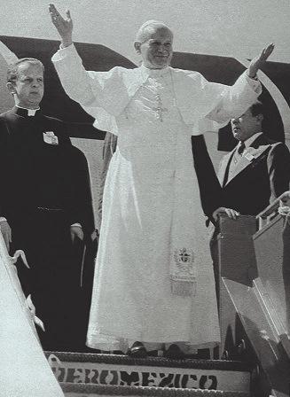 Juan Pablo II: carismático, peregrino y conquistador