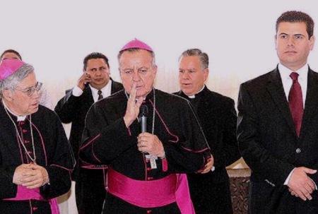 Arzobispo de San Luis, Jesús Cabrero. ¡El perdón no basta!