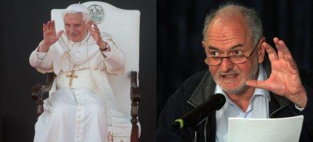 Según Alberto Athíe a Benedicto XVI le falto firmeza para enfrentar la pederastia clerical