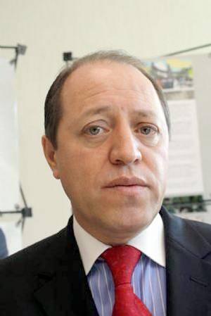 Marco Antonio Baños.  Presidente de la Comisión de Vinculación con los Oples