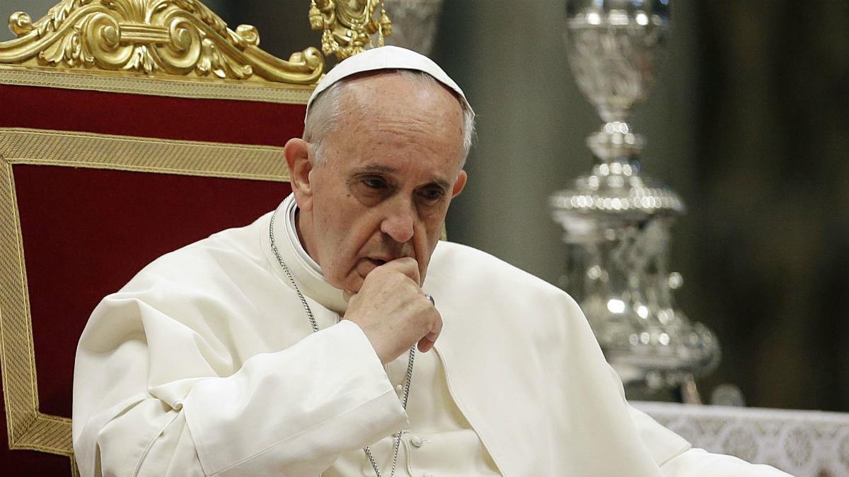 El papa francisco bajo el fuego conservador