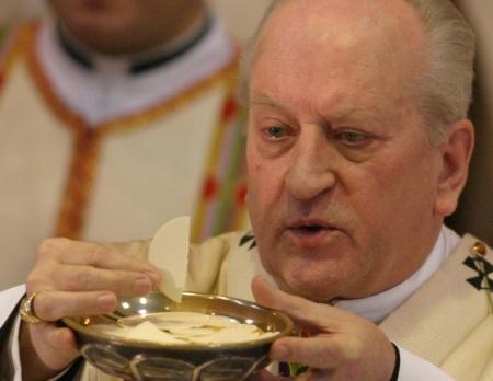 "Cardenal Franc Rodé de la curial de la vieja guardia  sodanista acusó al Papa de ""izquierdista"""