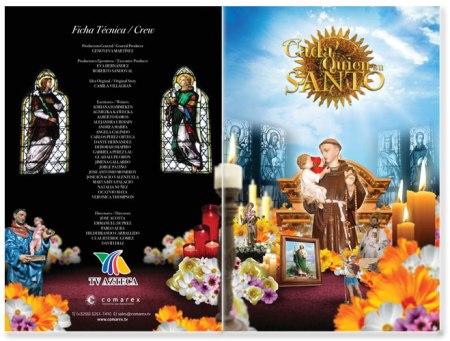 Cada Quien su Santo, la fe según TV Azteca