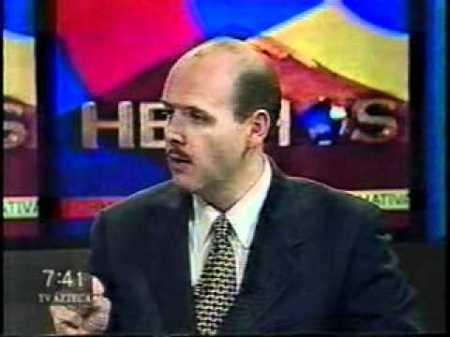 Jorge Erdely supuesto analista que resultó un pastor que utilizó la guerra sucia en los medios
