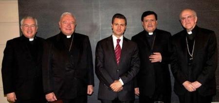 El efecto Francisco ha operado en los obispos mexicanos, quienes cada vez son más críticos del gobierno