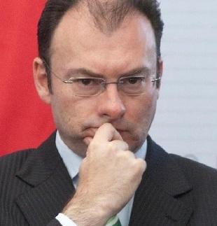 Luis Videgaray, incómodo