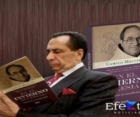 Eduardo Maccise,  el motor para la edición del libro de Camilo