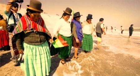 Se reabre la discusión sobre el acceso al mar de Bolivia.